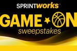 Sprint Works Program Game On Sweepstakes - Win Samsung TV