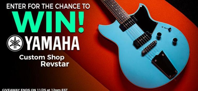 The Music Zoo Yamaha Guitar Giveaway – Win Guitar