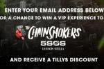 Tillys Chainsmokers VIP Experience Sweepstakes - Win Tickets