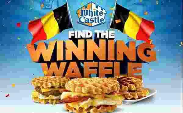 White Castle Winning Waffle Sweepstakes - Win Tickets