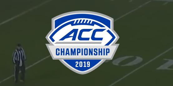 ACC Football Championship VIP Experience Sweepstakes - Win Tickets