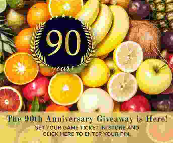 Askews Foods Anniversary Giveaway - Win Gift Card