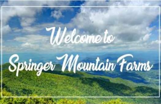 Springer Mountain Farms Chicken Rich Contest - Win Prize