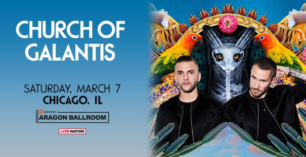 Church Of Galantis Tour 2020 Sweepstakes - Win Tickets