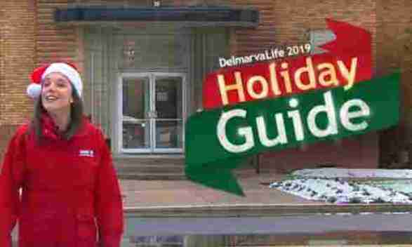DelmarvaLife Holiday Guide Giveaway - Win Gift Card