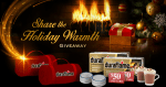 Duraflame Holiday Giveaway - Win Prize