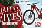 Hatta Elves Christmas Bike Giveaway - Win Prize