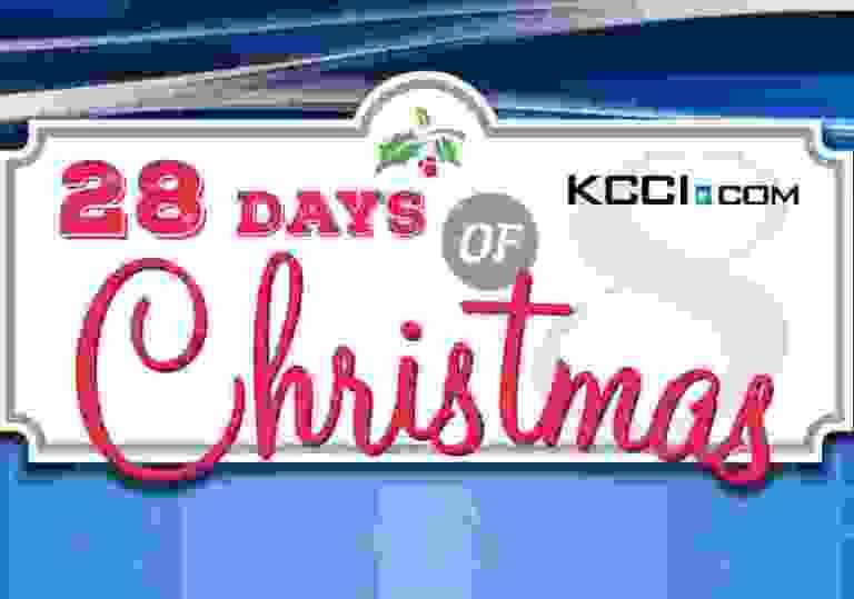 KCCI 28 Days of Christmas Sweepstakes - Win Tickets