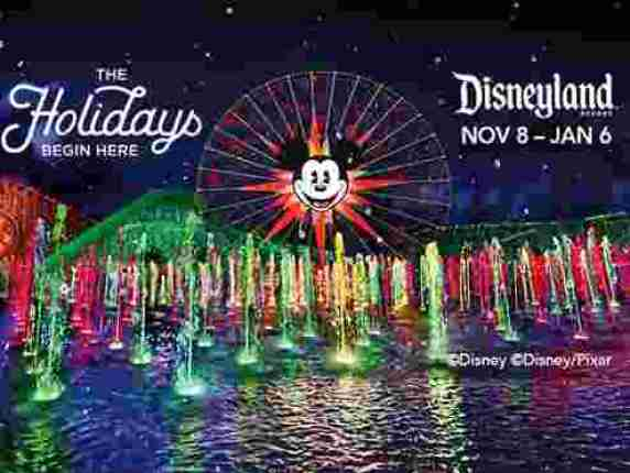 KEZ 999 Disneyland Resort Sweepstakes - Win Trip
