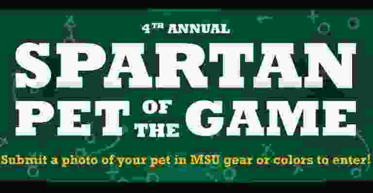 The MSU Pet of The Game Tickets Contest - Win Tickets