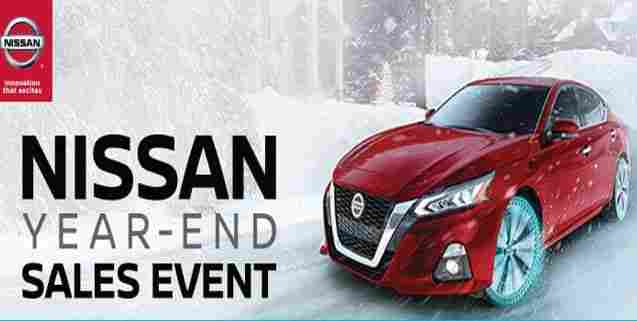 Nissan Black Friday Sweepstakes - Win Cash Prizes