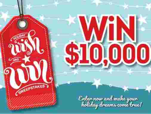 Times Reporter Holiday Wish And Win Contest - Win Cash Prizes