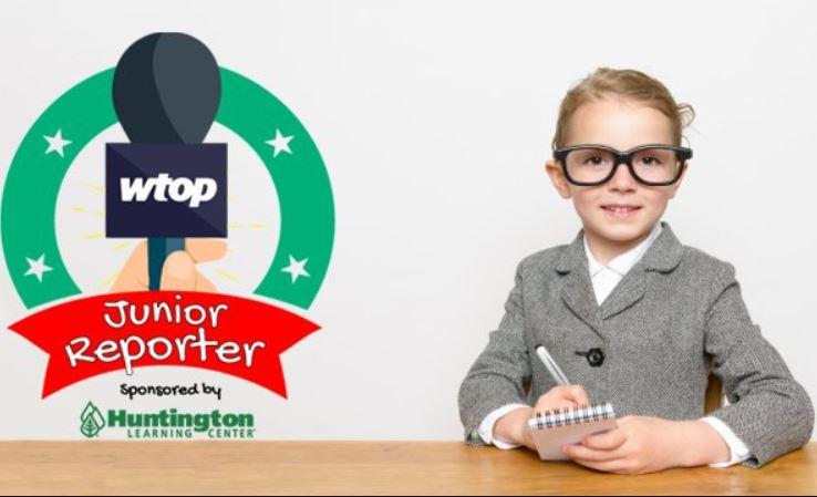 WTOP Junior Reporter Contest - Win Check