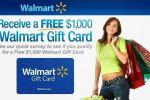 Walmart Survey Sweepstakes - Win Gift Card