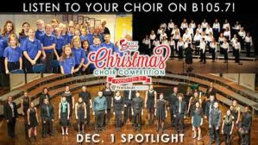 Christmas Choir Contest - Win Cash Prizes