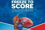 Pepsi Freeze Sweepstakes - Win Tickets