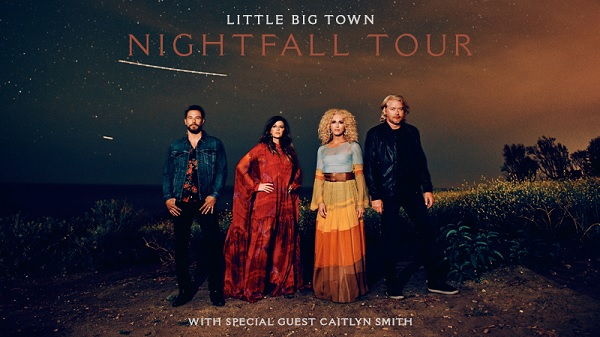 SiriusXM Little Big Town Sweepstakes - Win Tickets