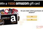The Beat $1000 Amazon Gift Card Sweepstakes