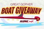 Alumacraft Boat Great Gopher Boat Giveaway - Win Prize