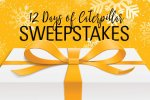 Cat 12 Days of Caterpillar Sweepstakes - Win Prize