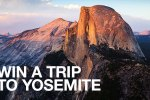 National Park Trips Yosemite Sweepstakes - Win Trip