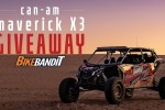 Can-Am Maverick X3 Giveaway - Win Prize