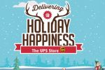 The UPS Store Holiday Gift Giveaway - Win Prize
