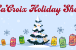 LaCroix Holiday Shop Sweepstakes - Win Prize