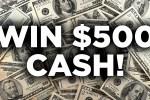 GoBankingRates Best Banks $500 Giveaway - Win Cash Prizes