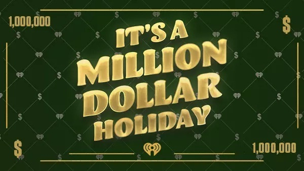 Million Dollar Holiday Sweepstakes - Win Cash Prizes