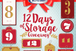 Suncast 12 Days Of Storage Giveaway - Win Prize