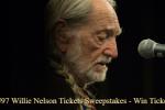 KJ97 Willie Nelson Tickets Sweepstakes - Win Tickets