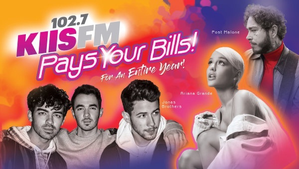 Ryan Seacrest Pay your Bills Sweepstakes - Win Cash Prizes