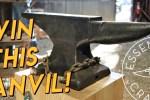 Essential Craftsman Anvil Giveaway - Win Prize
