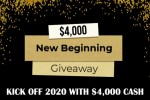 Frankly Media New Year Cash Giveaway - Win Cash Prizes