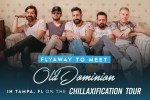 Old Dominion Flyaway Sweepstakes - Win Tickets