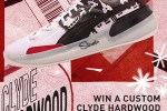 PUMA Clyde Hardwood Shoes Sweepstakes - Win Prize