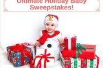 Red Tricycle Ultimate Holiday Baby Sweepstakes - Win Prize