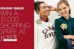 Tanger Outlet J.Crew Factory Sweepstakes - Win Gift Card