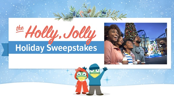 Holly Jolly Holiday Sweepstakes - Win Tickets