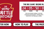 The Heinz Bottle Matchup Sweepstakes - Win Prize