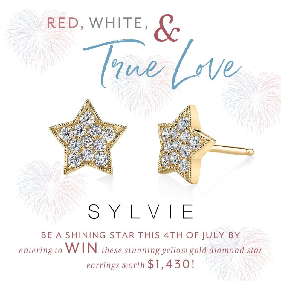 Sylvie Jewelers Diamond Earrings Sweepstakes