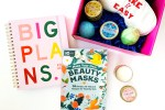 Macmillan Books New Year New You Beauty Mask Sweepstakes