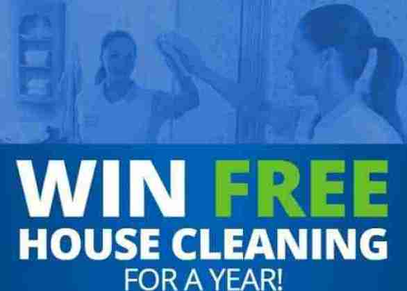 Cleaning Authority Free Cleaning For A Year Giveaway