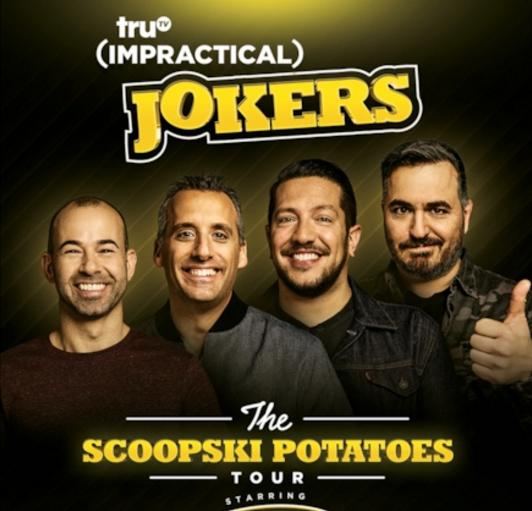 Impractical Jokers Tickets Contest - Win Tickets