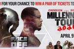 The Millennium Tour Contest - Win Tickets