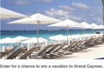 Southwest Vacations Grand Cayman Sweepstakes - Win Trip