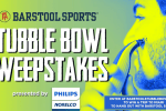Barstool Sports Stubble Bowl Sweepstakes - Win Trip
