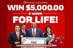 PCH Win $5000 Week For Life Sweepstakes
