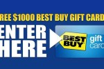 Best Buy Canada Customer Experience Survey - Win Gift Card